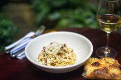 Spaghetti Carbonara by Ian Fisher