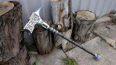 Standard War Hammer by ArchangelSteelcrafts