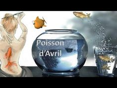 La fête du Poisson d'Avril - YouTube