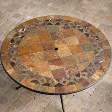Mosaic Tile Patio Table   Google Search