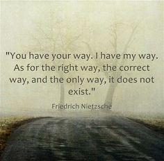 The Many 'Ways' Of Life ༺❁༻