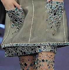 Embroidery and Embellished Chanel