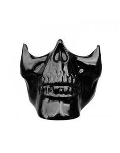 Na Use Militar você compra Máscara Meia Face Caveira de ótima qualidade. Confira nossas ofertas!