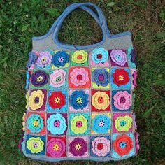 Flower Power Bag | Flickr - Photo Sharing!