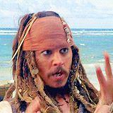 jack sparrow pirates of the caribbean johnny depp mine2 potc On Stranger Tides