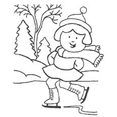 pokemon sawsbuck winter coloring pages | Sledding with Friend | People coloring pages, Coloring ...