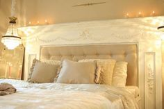 62 Of The Most Awesome DIY Headboards Ideas | InspireLifeTime