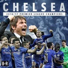 Chelsea 16/17 Champions