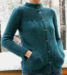 Shoulders, people - they are important to me, okay?  LOL   Ravelry: Argo pattern by Svetlana Volkova