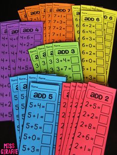 """Fact fluency is a big part of math in first grade. You may be thinking, """"How in the world am I going to teach these kiddos ALL these facts w..."""