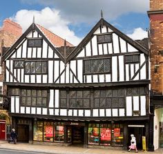 a beautiful Tudor house formally the home of the Herbert family which can be seen in Pavement.