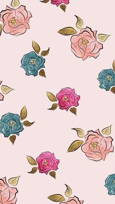 This pin was discovered by iphone wallpapers. Vintage Flowers Wallpaper, Flower Phone Wallpaper, Wallpaper For Your Phone, Cellphone Wallpaper, Screen Wallpaper, Cute Wallpaper Backgrounds, Aesthetic Iphone Wallpaper, Phone Backgrounds, Cute Wallpapers