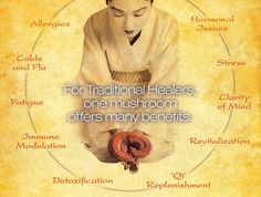 Benefits of Ganoderma! ONE of the amazing herbs in our coffee  !  http://www.thenaturalside.mysiselkaffe.com
