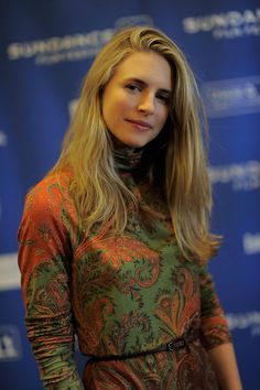 "Brit Marling - ""Another Earth"" Premiere - 2011 Sundance Film Festival"
