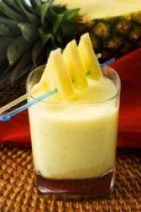 Ananas banaan smoothie