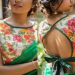 This is Why Floral Blouses Are So Perfect for Any Saree!