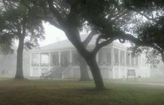 Beauvoir, MS; home of President Davis.