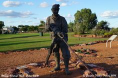 Miners Tribute, Cobar NSW