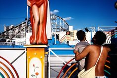Leica Camera, Great Photographers, Coney Island, Father And Son, Roller Coaster, Costa, Travel, Miami, Photographs