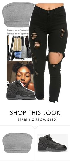 """Untitled #170"" by daijahhill25 ❤ liked on Polyvore featuring NIKE"