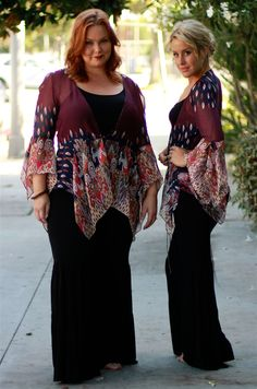 #inspiredbyyou - Love this! Butterfly Kimono, Be Inspired Boutique