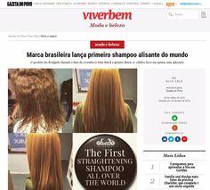 The First - O primeiro shampoo que alisa no mundo