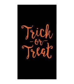 Maker's Halloween 16 Pack Napkins-Trick or Treat