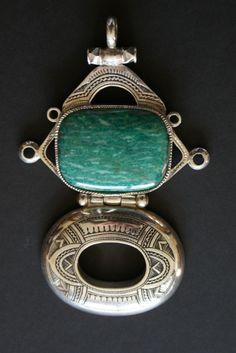 Contemporary Tuareg pendant