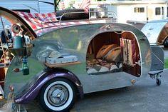 1947 teardrop trailer