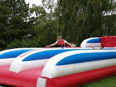 Europe's leading producer of inflatable games, including CE blower for outdoor use and CE certification for commercial use. Inflatable Bounce House, Inflatable Slide, Logo Shapes, Bouncy Castle, Indoor Playground, Central Europe, Things That Bounce, Tent, Games