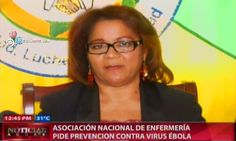 Asociación Nacional De Enfermeria Pide Prevencion Contra Virus Ébola #Video