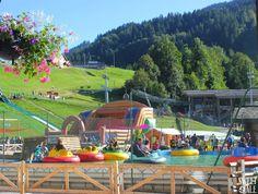 Los Alpes Franceses Con Niños - Parque de Atracciones La Clusaz