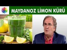 Maydanoz Limon Kürü Nasıl Yapılır? Prof İbrahim Saraçoğlu - YouTube