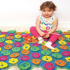 Blossom Blanket
