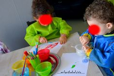 Puffy Peint - Recette Peinture gonflante au micro onde Micro Onde, Diy And Crafts, Animation, Activities, Blog, Kids, Robin, Fat, Activities For Kids