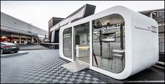 pop up store container - Google Search
