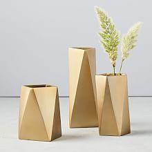 Modern Vases | west elm