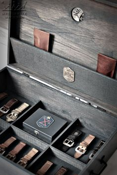 watch & strap box