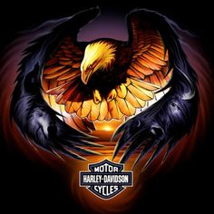 Harley-Davidson Art for Apparel  artpulseinc.com