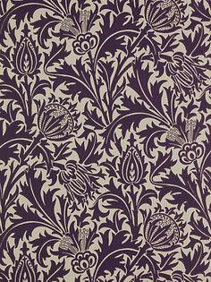 William Morris wallpapers
