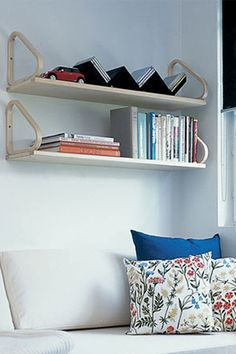 Alvar Aalto Wall Shelf