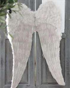 Wings ~ via Romantic Vintage Home