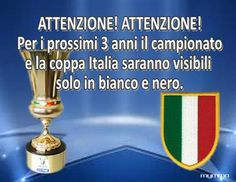 Coppa Italia, è trionfo bianconero