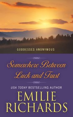 Somewhere Between Luck and Trust by Emilie Richards,Christy Haviland served eight months in prison, giving birth behind bars to the child of the man who put her there and might yet destroy her. Now she's free again, but what does that mean? Georgia Ferguson, talented educator, receives a mysterious charm bracelet that may help her find the mother who abandoned her at birth. Does she want to follow the clues?