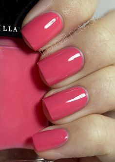 illamasqua - lament (much more coral in real life)