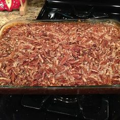 Pecan Pie Cobbler (Recipe from Pillsbury) Gonna try this one for sure this Holiday Season 2013