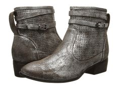 Seychelles Sanctuary Pewter Metallic Suede - Zappos.com Free Shipping BOTH Ways