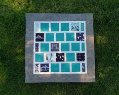 Dancing Queen Quilt Block | Sew Mama Sew |something to do with all those 2.5 inch squares