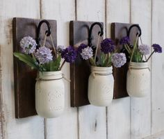 NEW...Rustic Farmhouse... Wood Wall por cottagehomedecor en Etsy