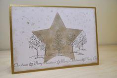 BIBRE´s Fadenzauber: Weihnachtskarten